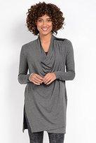 Lysse Women's Sweater Zip Wrap