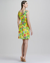Kate Spade Cathleen V-Neck Wrap Dress