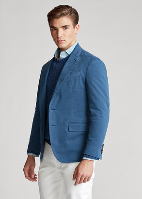 Ralph Lauren Soft Stretch Chino Suit Jacket