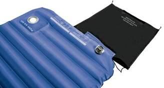 "Roll & Go 4"" Air Mattress Air Comfort Color: Blue"