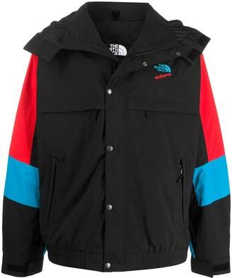 The North Face Long Sleeve Block Colour Raincoat