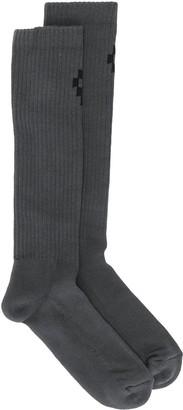 Marcelo Burlon County of Milan Knee High Socks