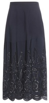 Stella McCartney Penelope cotton skirt