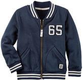 Carter's Fleece Baseball Jacket