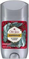 Old Spice Wild Collection Hawkridge Scent Men's Invisible Solid Anti-Perspirant & Deodorant 2.6 Oz