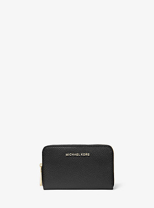 Michael Kors Small Pebbled Leather Wallet