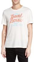 John Varvatos Men's David Bowie 1978 World Tour T-Shirt