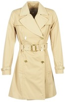 MICHAEL Michael Kors PLEATED TRENCH BEIGE