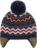 Monsoon Boy Ronnie Stripe Nepal Hat