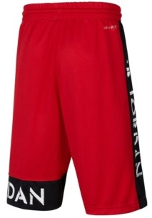 Jordan Big Boys Dri-Fit Mesh Shorts