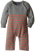 Toobydoo Mr Orange Sweater Knit Jumpsuit (Infant)