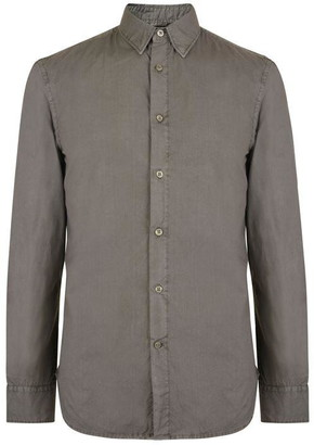French Connection Sleeve Cotton Shirt