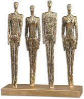 Ten-hut Figurines Sculpture