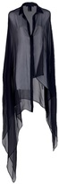 Haider Ackermann sheer tunic