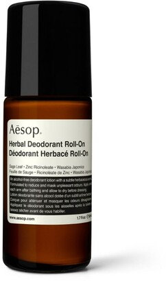 Aesop Herbal Deodorant Roll-On (50ml)