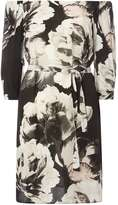 Dorothy Perkins Floral Bardot dress