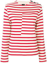 Joseph striped blouse