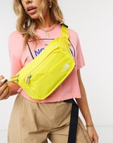 The North Face Bozer fanny pack in yellow
