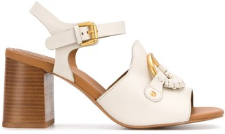 See by Chloe buckle open-toe sandals