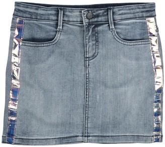 DKNY Denim skirts