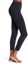 Hue Jacquard Dot Seamless Legging