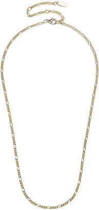 BaubleBar Figaro Chain Necklace