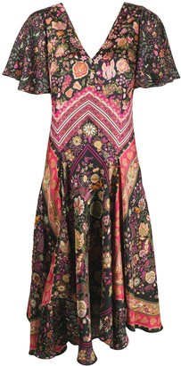 Liberty London Emma scarf dress