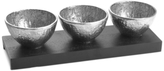 Michael Aram Block Triple Condiment Set
