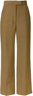 PARTOW Tailored Straight Leg Trousers