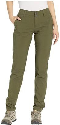 Prana Kalinda Pants (Cargo Green) Women's Casual Pants