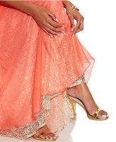 Jump Juniors' Strapless Sequin Dress
