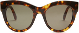 Stella McCartney Falabella cat-eye acetate sunglasses