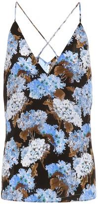 Altuzarra Exclusive to Mytheresa Hammond floral silk camisole
