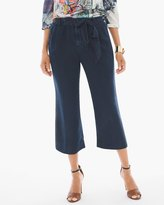 Chico's Wide-Leg Crop Jeans