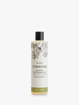 Cowshed Balance Restoring Shower Gel, 300ml