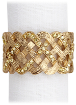 L'OBJET Braid Napkin Jewel