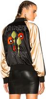 Enfants Riches Deprimes Chinese Rocks Silk Jacket