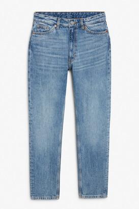 Monki Kimomo vintage blue jeans