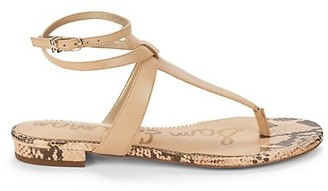 Sam Edelman Taiya Leather Sandals