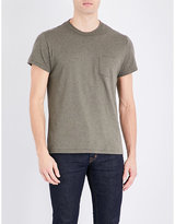 Tom Ford Pocket-detail Cotton T-shirt