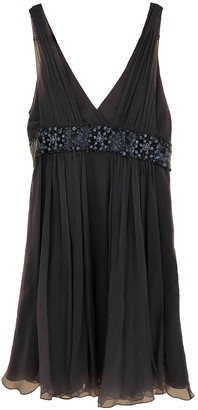 Jenny Packham Black Silk Dresses