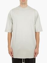 Rick Owens Drkshdw Off-white Oversized T-shirt