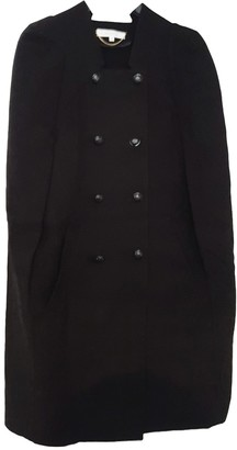 Vanessa Bruno Black Cotton Coat for Women