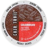 24-Count Caza TrailTM Colombian Fair Trade CertifiedTM Coffee for Single Serve Coffee Makers