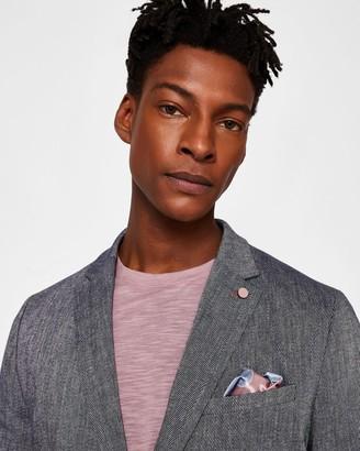 Ted Baker Linen-blend Jacket