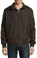 Calvin Klein Zip-Front Bomber Jacket