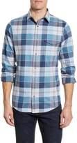 Nordstrom Regular Fit Lumberjack Check Button-Up Shirt