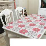 qwerty Garden pvc table cloth/tea table mats/water/oil/burn-proo disposable tablecloth/ sot glass cloth
