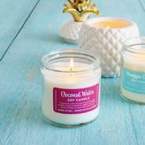 Sur La Table Coconut Water Soy Candle