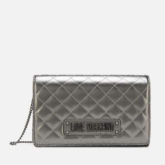 Love Moschino Women's Quilted Small Cross Body